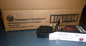 Miscellaneous Commercial Ammo